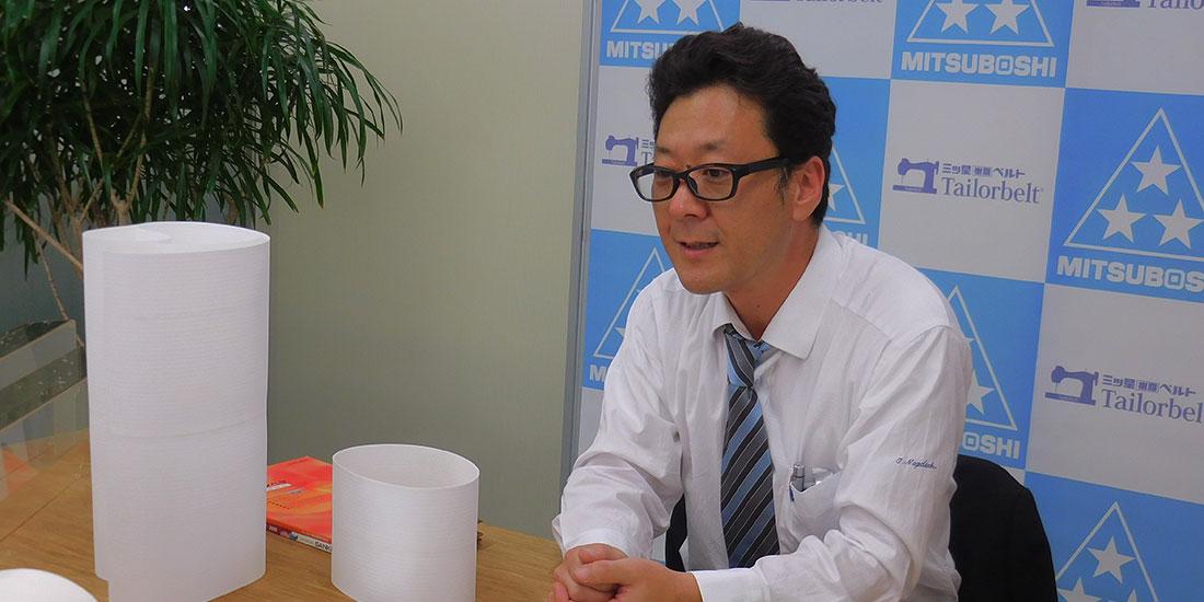 株式会社サンアイテック 代表取締役 長塚友和さん