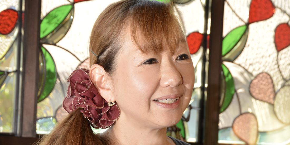 創作料理たむたむ 店主 小林久美子さん