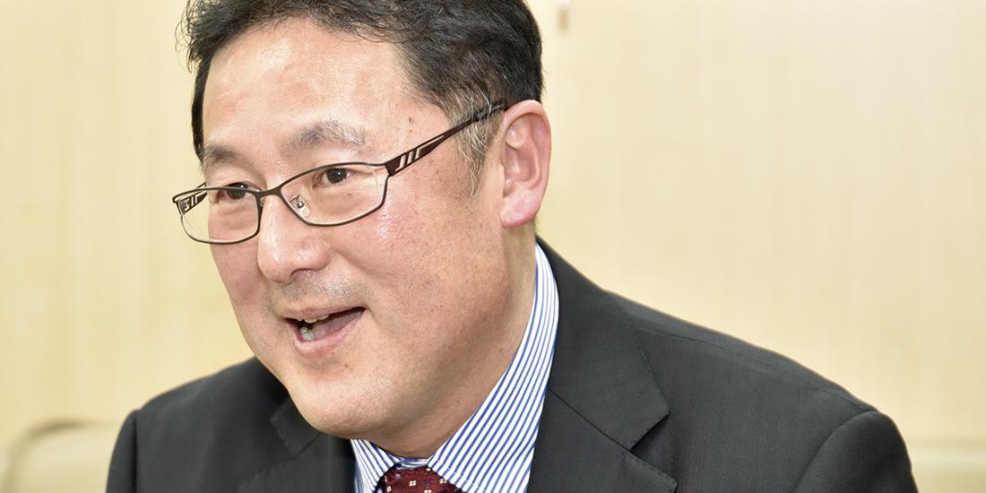 長谷商事 代 表 長谷 豊さん