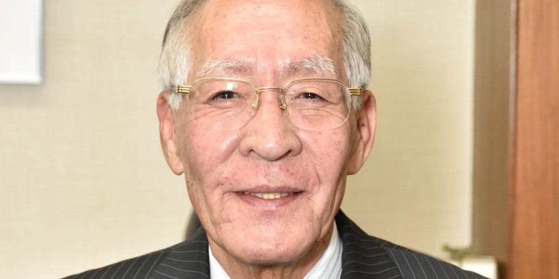関東総業株式会社 代表取締役会長 安達 實さん