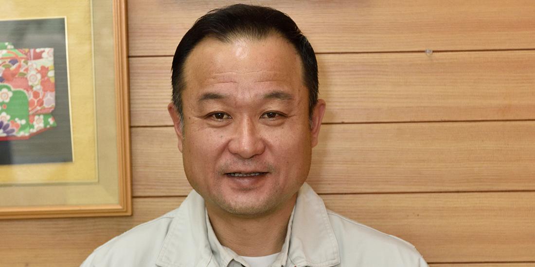 有限会社 小林商店 代表取締役 小林 秀幸さん
