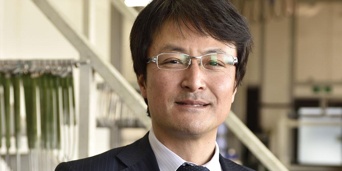 KST株式会社 代表取締役 中澤 恵一さん