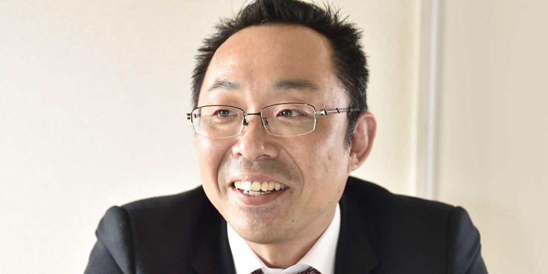 ケアプロジェクト株式会社デイサービスまどか 代表取締役 根岸 孝一さん