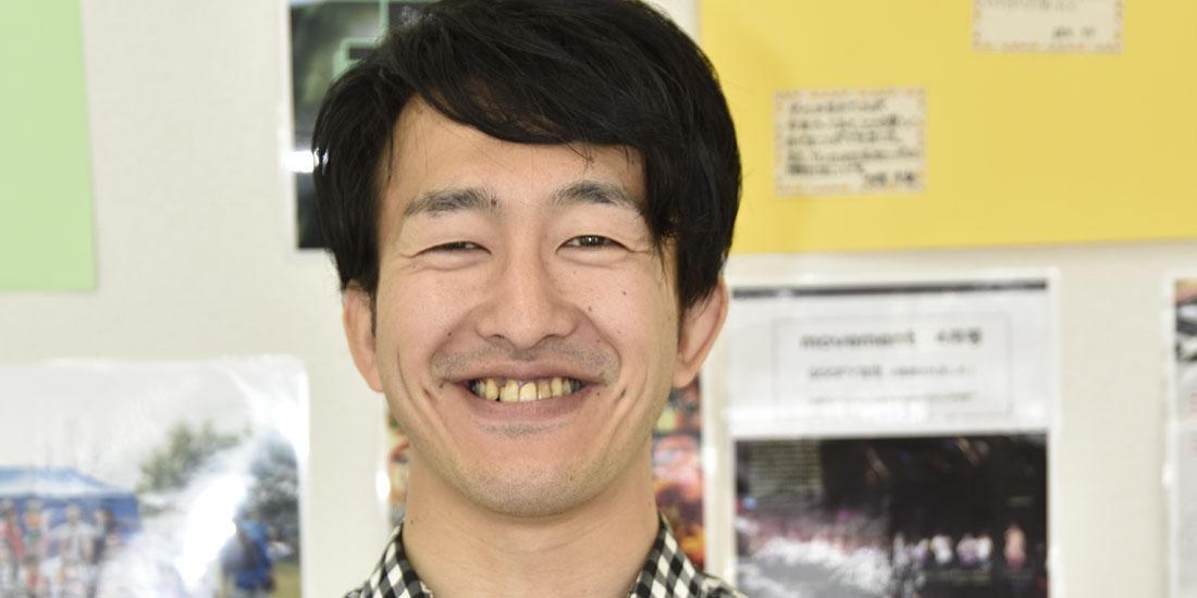 スタジオユニティー戸頭 代 表 栗田 優祐さん