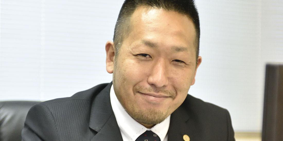 藤田法務事務所 行政書士 藤田 国忠さん