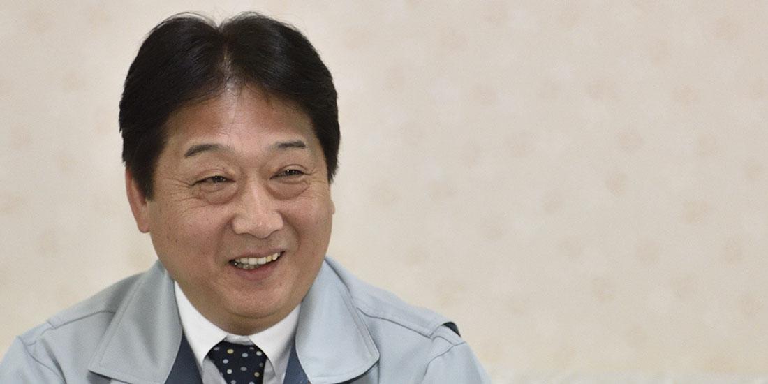 株式会社平沢工務店 代表取締役 平沢 誠さん