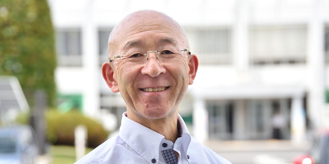 特定非営利活動法人 とりで市民後見の会 理 事 横田 晃一さん