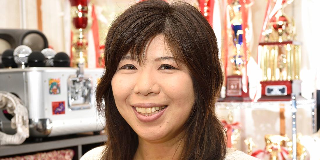はるか堂 整体師・シンガーソングライター 鈴木 ミチさん