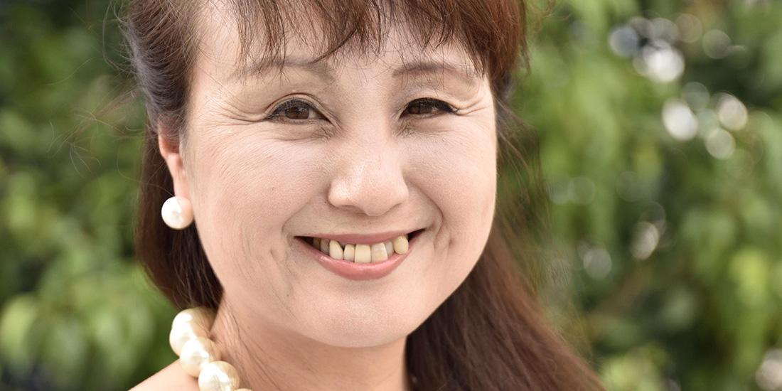 株式会社 赤坂ロゼッタ 代表取締役 周藤 縁さん