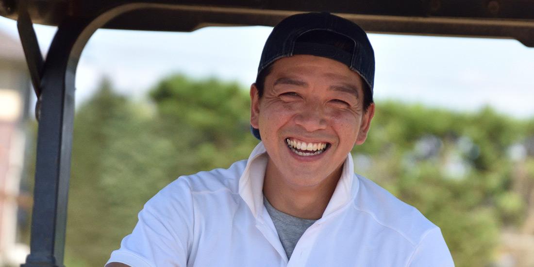 ピーナッツカンパニー 代 表 石嶋 祐介さん