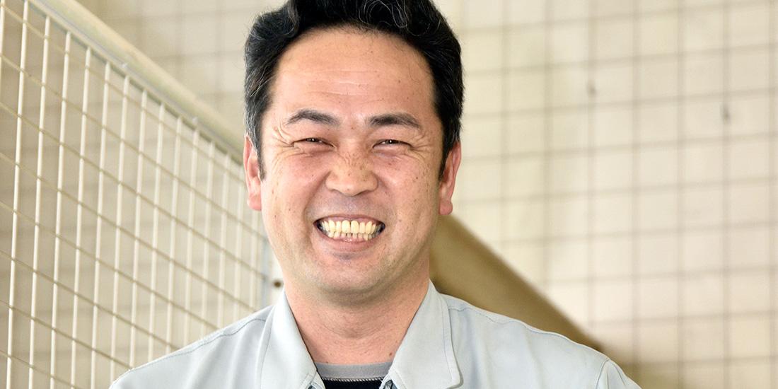 株式会社 アサヒ 代表取締役 浅日 明法さん