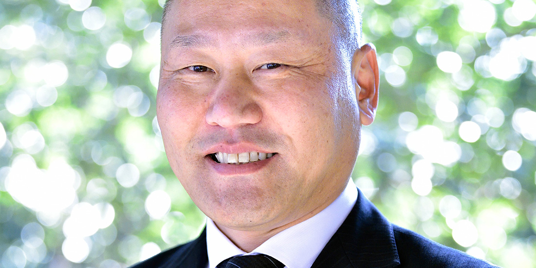 有限会社 池田葬儀社 代表取締役 池田 裕一さん