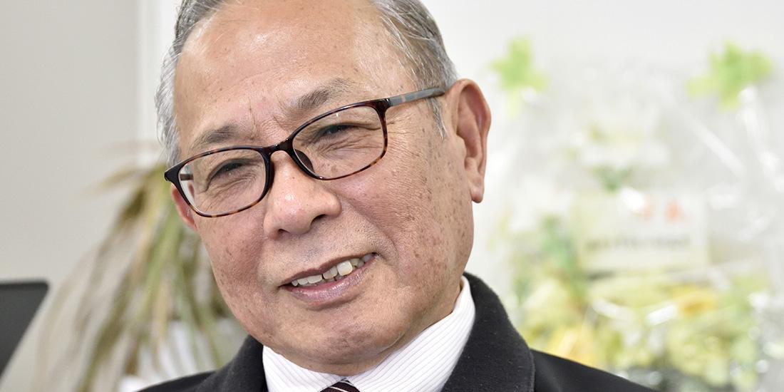 エコ・ソートコンサルタンツ株式会社 代表取締役 佐野 重光さん