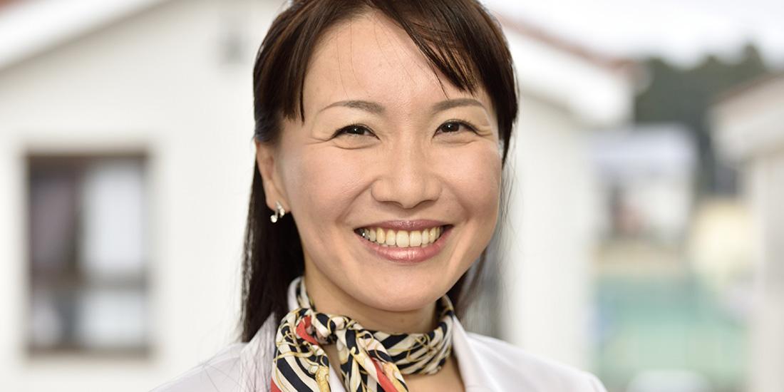 リトルピアニスト株式会社 代表取締役 倉知 真由美さん