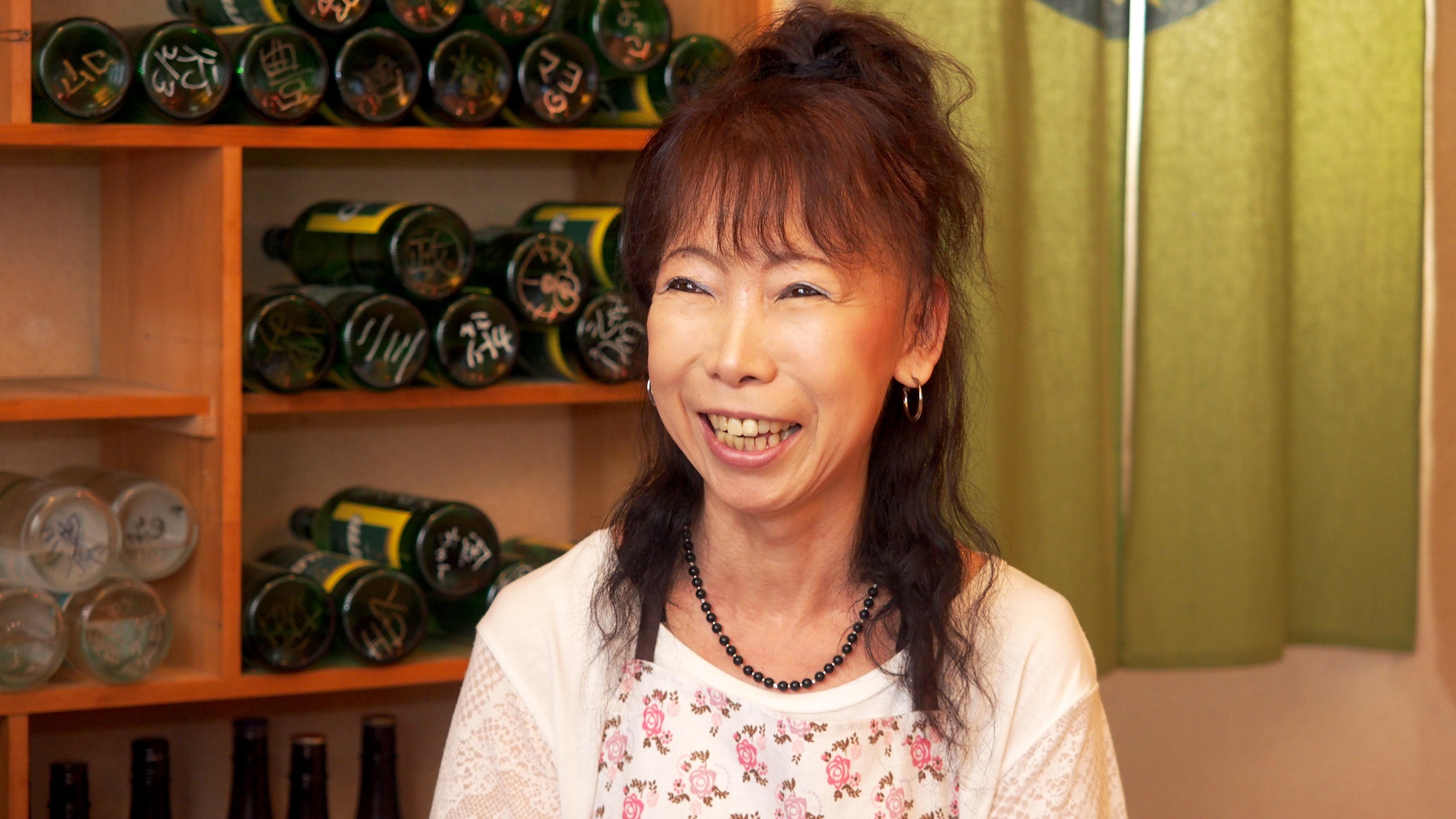 つばき家椿郁恵さん