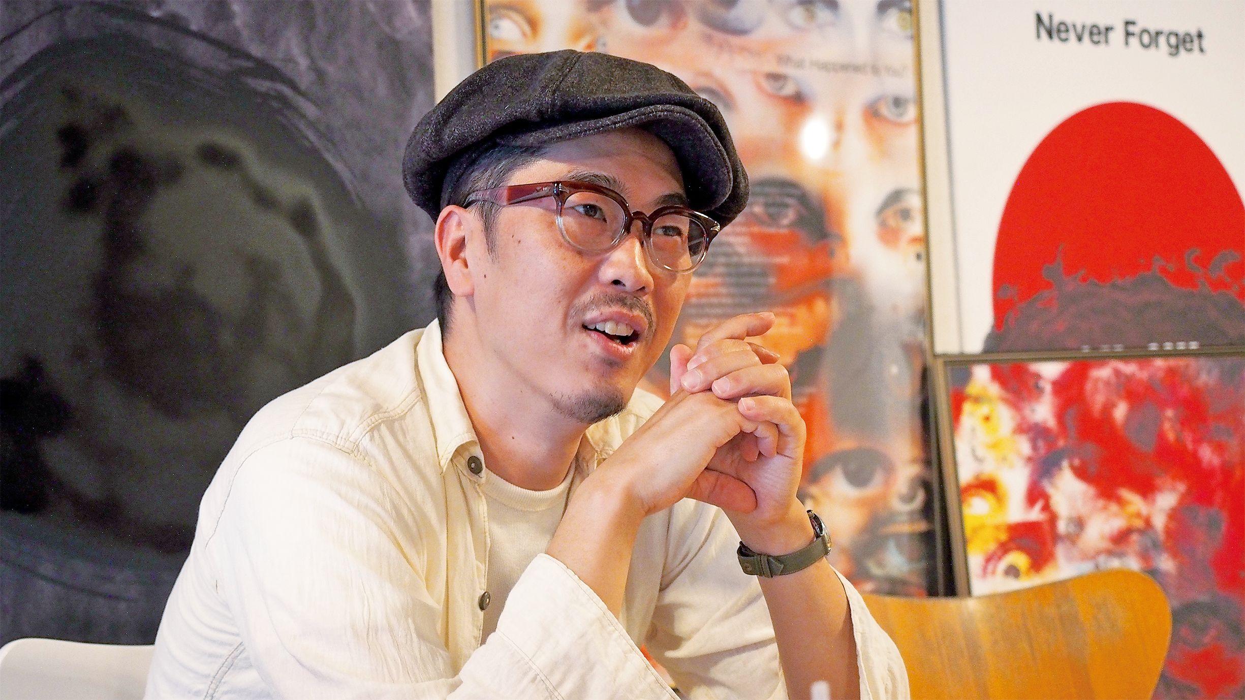石山宣伝研究所石山理さん