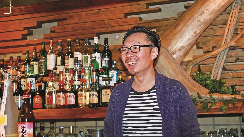 食楽Bar Nobe 川野辺郷志さん