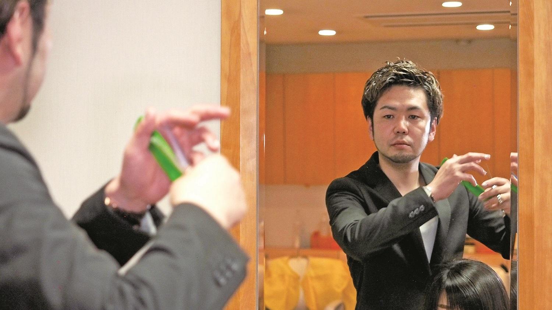 美容室Ohana 渡辺昭一さん