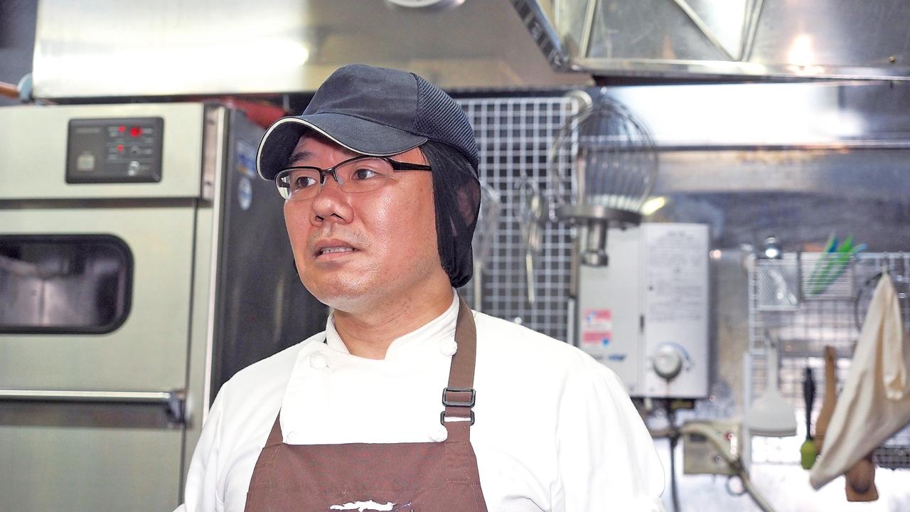 取手ふくろうのケーキ屋さん ラシュエット丸山伸幸さん