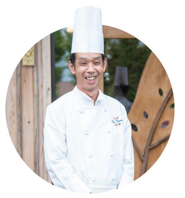 Bistrot Chez Kimura 時彩 オーナーシェフ 木村 真求さん